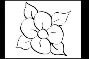 صورة رسم سهل جدا , تعلم الرسم بسهوله