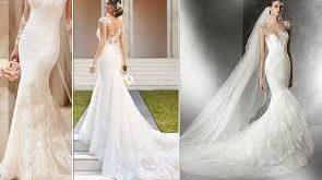 صور فساتين اعراس فخمه , اجمل فساتين الزفاف