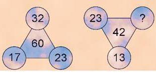 صورة الغاز رياضيات سهلة مع الحل , اسهل الالغاز الرياضية