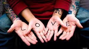 صورة صور كلمة بحبك , كلمات غرام وحب