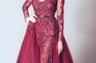 صورة فستان سواريه , احلى فساتين للسواريه