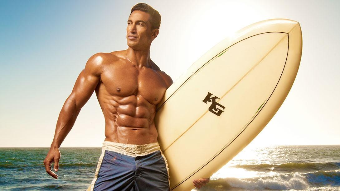 بالصور جسم الرجل , اجسام رجال رياضيه جدا 3394 9