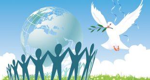 صورة صور عن السلام , صور نشر السلام والامان