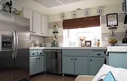 صوره تصاميم مطابخ صغيرة وبسيطة , مطابخ جميلة لا تاخذ مكان كبير