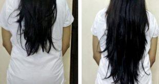 صوره وصفات لتطويل الشعر , اهم الوصفات المستخدمه لتطويل الشعر