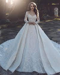 بالصور فساتين زفاف فخمه , اجمل فساتين الزفاف 4839 11