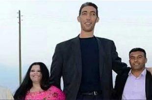 صور اطول رجل في العالم , صور اطول شخص فى العالم