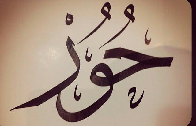صوره معنى اسم حور , ما المقصود بالحور