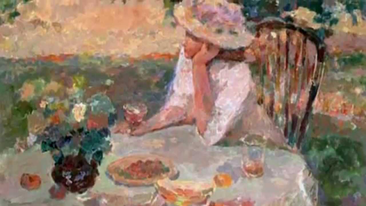 لوحات فنية , اجمل رسومات اللوحات - معنى الحب