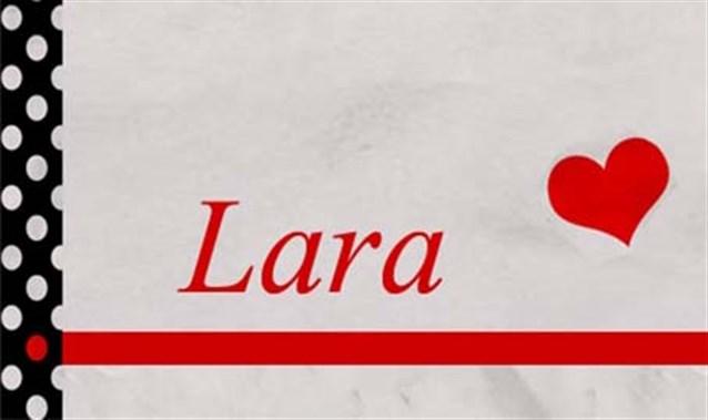 صوره معنى اسم لارا , روعة وجمال اسم لارا