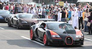 صوره سيارات دبي , احدث سيارات في دبي