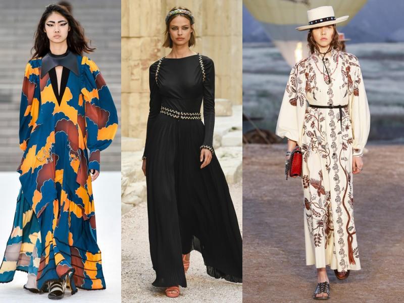 بالصور ملابس محجبات 2019 , بنات محجبة بملابس احدث صيحات الموضة 178 6