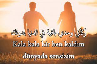 صور كلمات تركية رومانسية , اجمل عبارات عاطفية من تركيا