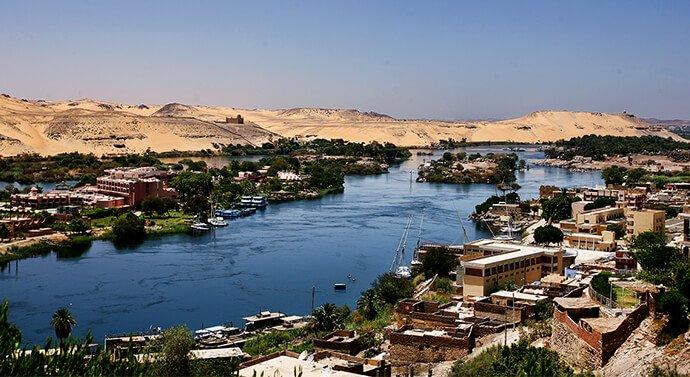 بالصور تعبير عن نهر النيل , اجمل العبارات عن اطول انهار العالم 2135 7