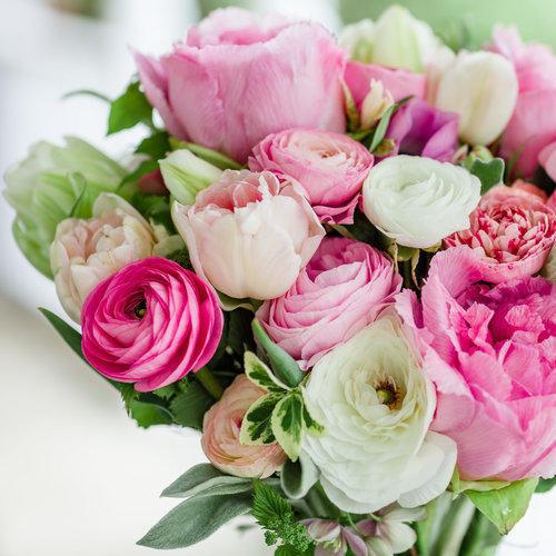صورة اجمل بوكيه ورد , باقات زهور جميلة جدا