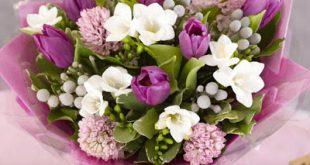 صوره اجمل بوكيه ورد , باقات زهور جميلة جدا