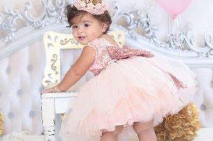 بالصور فساتين اطفال بنات , شاهدى اجمل فستان لطفلتك 2176 11 310x205