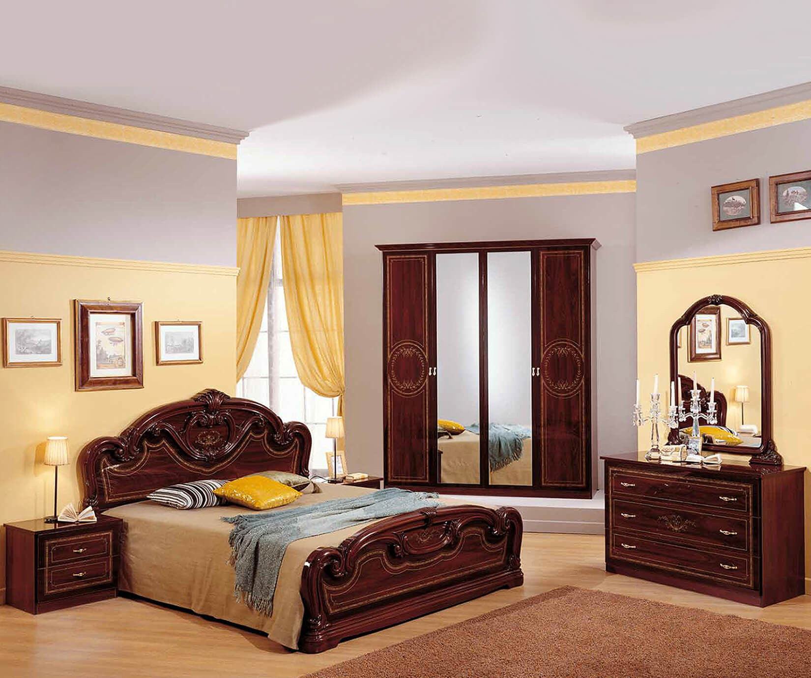 بالصور موديلات غرف نوم , اجمل صور لاختيار حجرة النوم 2198