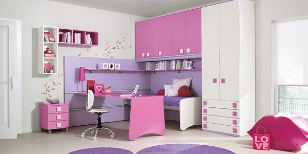 بالصور غرف اطفال بنات , اجمل حجرة نوم للفتيات الصغيرات 2204 10