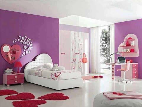 بالصور غرف اطفال بنات , اجمل حجرة نوم للفتيات الصغيرات 2204 11