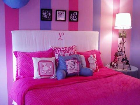 بالصور غرف اطفال بنات , اجمل حجرة نوم للفتيات الصغيرات 2204 3