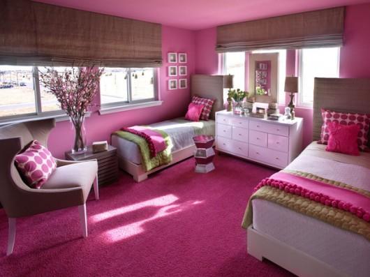 بالصور غرف اطفال بنات , اجمل حجرة نوم للفتيات الصغيرات 2204 5