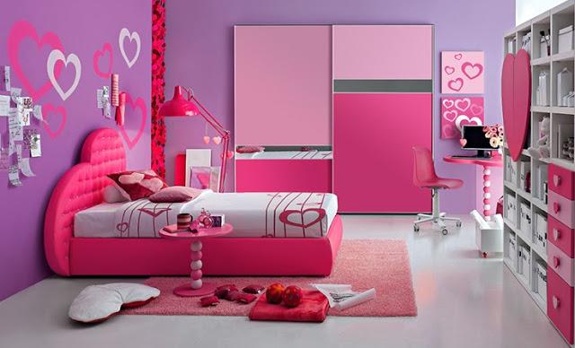 بالصور غرف اطفال بنات , اجمل حجرة نوم للفتيات الصغيرات 2204 8