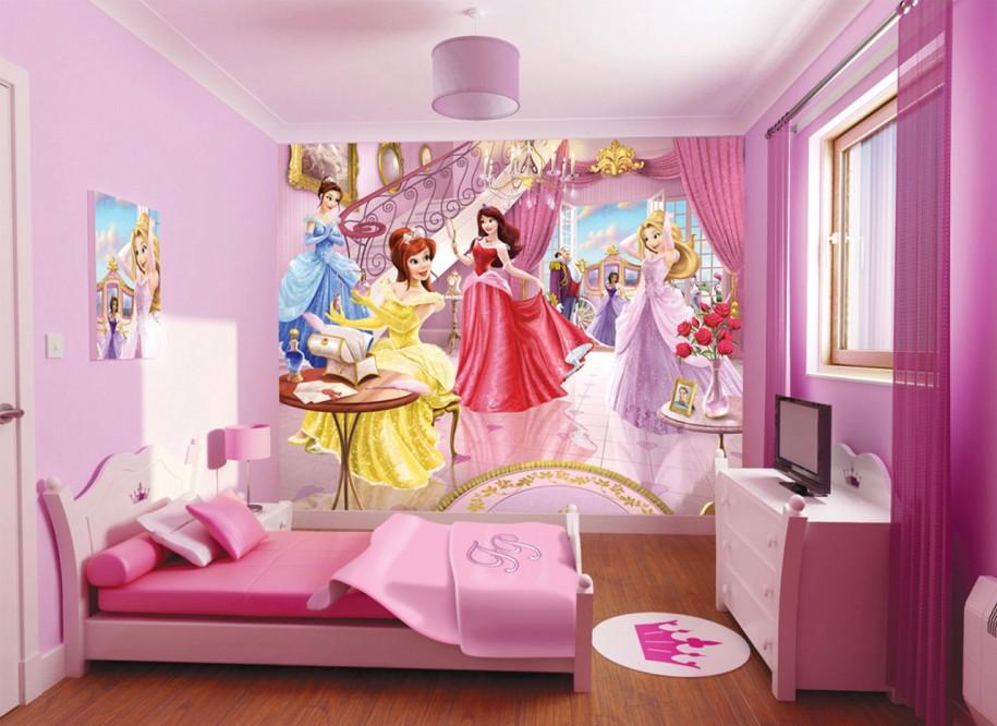 بالصور غرف اطفال بنات , اجمل حجرة نوم للفتيات الصغيرات 2204 9
