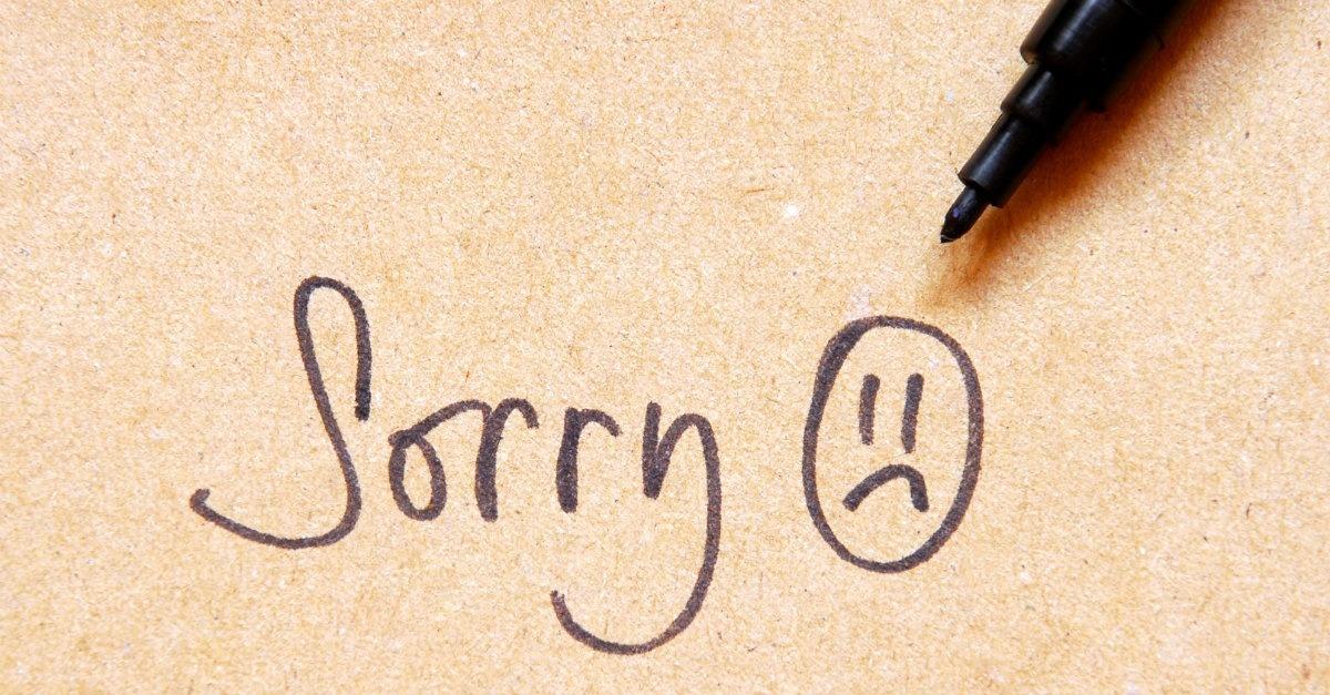 بالصور رسالة اعتذار للزوج , زوجي العزيز تقبل اعتذاري 3433 7
