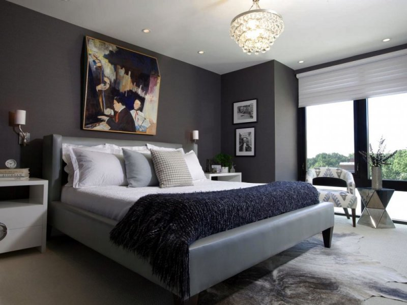 بالصور اجمل ديكورات غرف النوم , كوليكشن 2019 لغرف النوم 3452 1