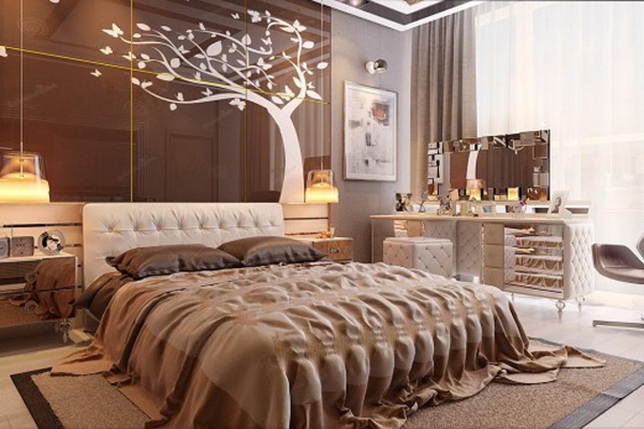 بالصور اجمل ديكورات غرف النوم , كوليكشن 2019 لغرف النوم 3452 6