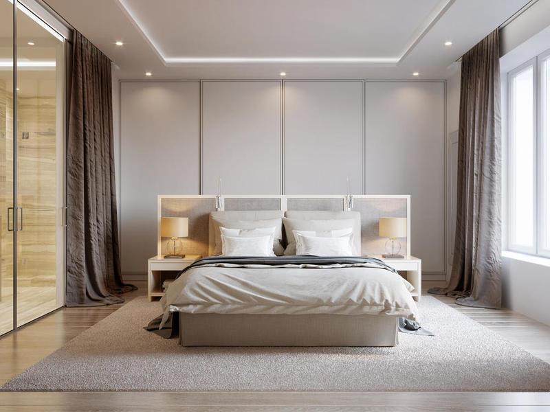 بالصور اجمل ديكورات غرف النوم , كوليكشن 2019 لغرف النوم 3452 7
