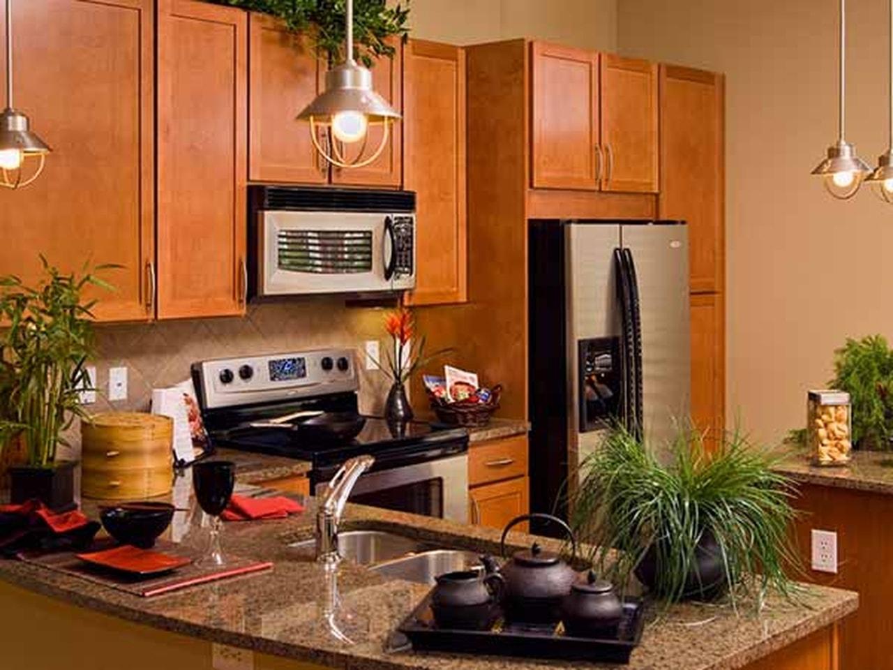 بالصور تزيين المطبخ , افكار مبتكرة لتزيين المطبخ 3544 7
