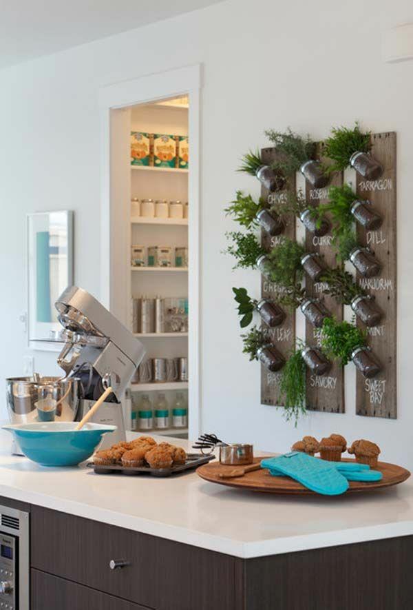 بالصور تزيين المطبخ , افكار مبتكرة لتزيين المطبخ 3544 9