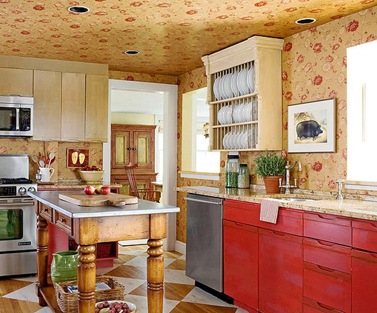 بالصور ديكور المطبخ , افكار مطرقعة لديكور المطبخ 3560 5