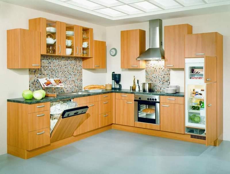بالصور ديكور المطبخ , افكار مطرقعة لديكور المطبخ 3560
