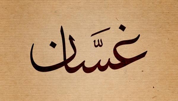صور معنى اسم غسان , معنى وصفات اسم غسان