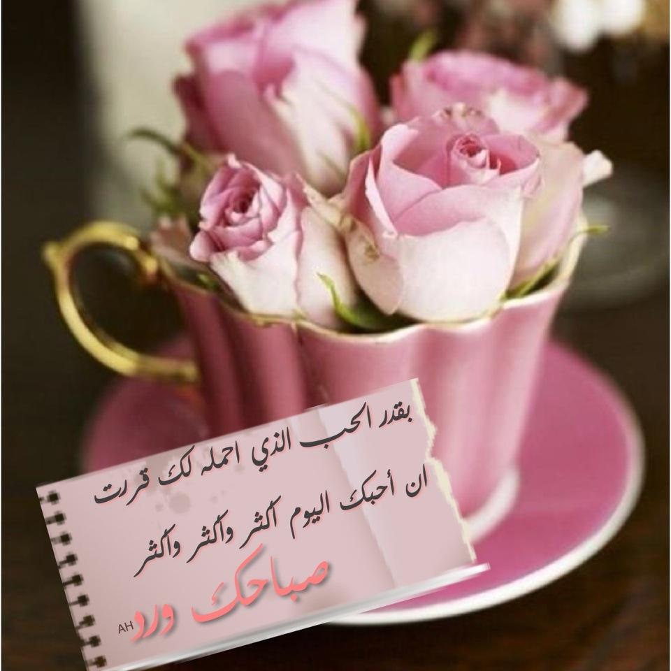 بالصور مسجات صباحية للحبيب , الى حبيبي اروع رسائل الصباح 3665 7