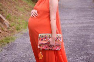 بالصور صور فساتين للحوامل , اجمل صور لفساتين الحوامل 397 14 310x205