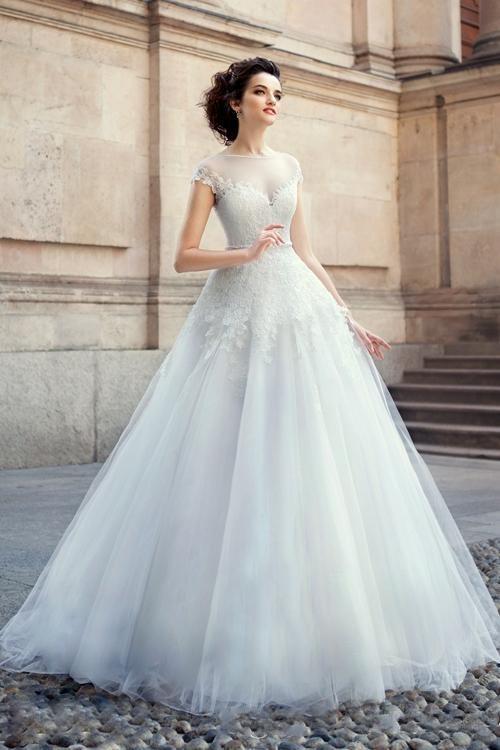 بالصور صور بدلات اعراس , احدث واجمل تصاميم لبدلات الاعراس 407 11