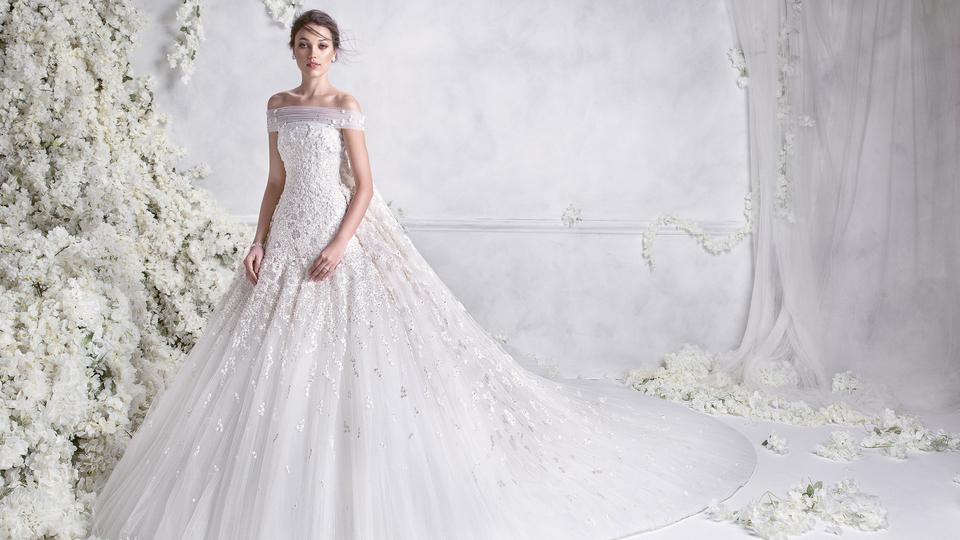بالصور صور بدلات اعراس , احدث واجمل تصاميم لبدلات الاعراس 407 13