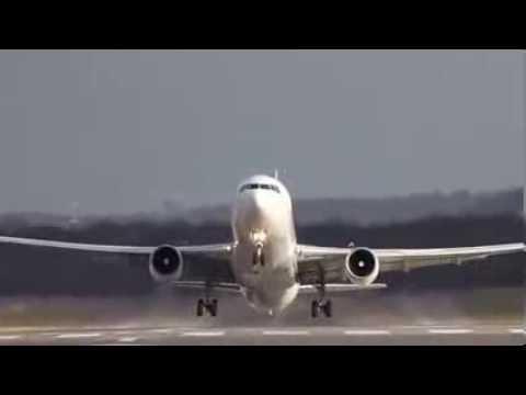 بالصور اقلاع طائرة , شاهد اجمل اقلاع للطائره 443 2