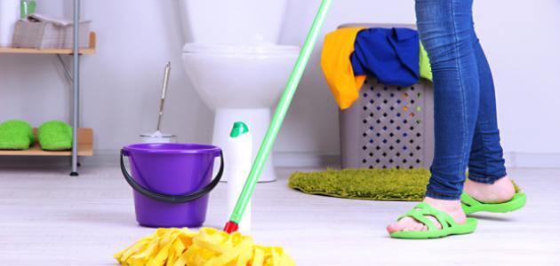صوره تنظيف المنزل , طريقه تنظيف المنزل