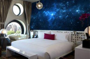 صوره ورق جدران غرف نوم , احدث واجمل ورق جدران لغرف النوم