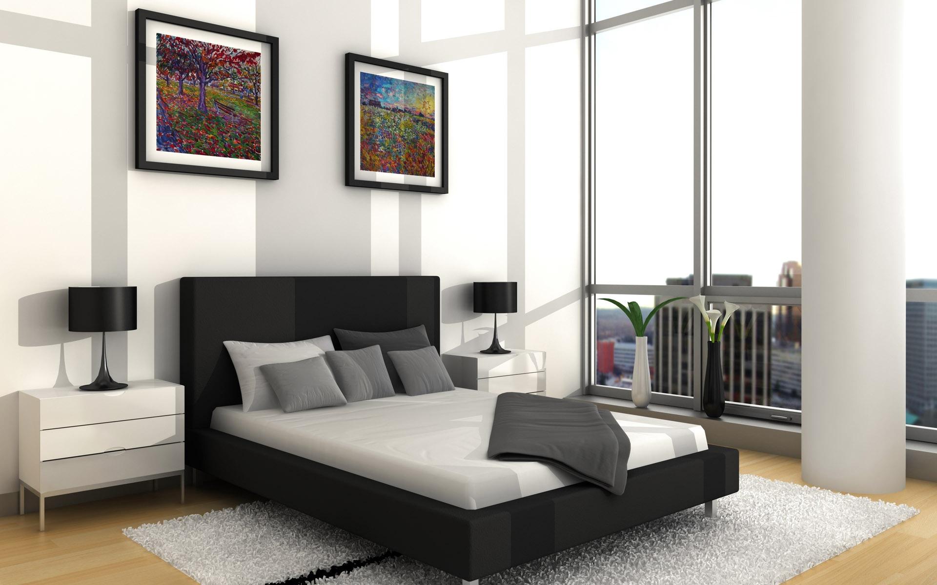 بالصور صور غرف نوم مودرن , احدث و اجدد غرف النوم المودرن لعام 2019 4961 1