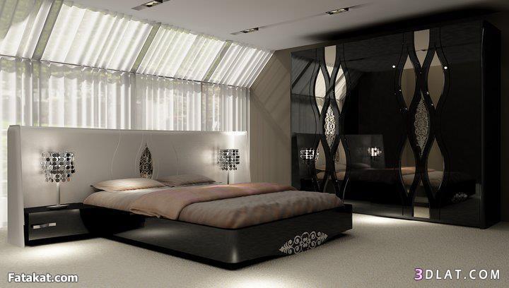 بالصور صور غرف نوم مودرن , احدث و اجدد غرف النوم المودرن لعام 2019 4961 8
