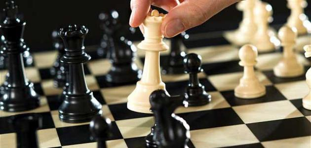 صوره كيفية لعب الشطرنج , تعرف علي لعبه الشطرنج و كيفيه لعبها
