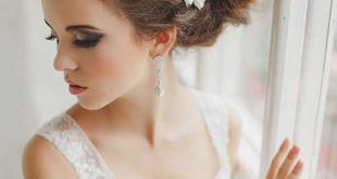 صور صور مكياج عرايس , لوكات للعرايس في احلي ليالي العمر قمه في الجمال