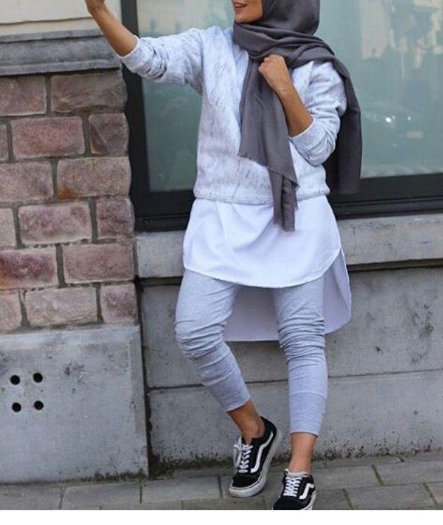 صور لبس بنات محجبات , افكار لتجديد ستايل الملابس للمحجبه