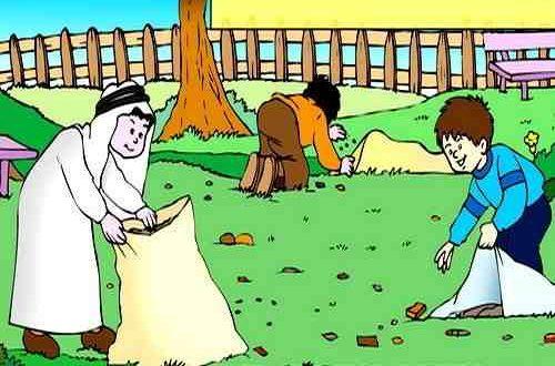 صورة تعبير عن النظافة , تعلم كيفيه كتابه موضوع تعبير مميز عن النظافه للطلاب